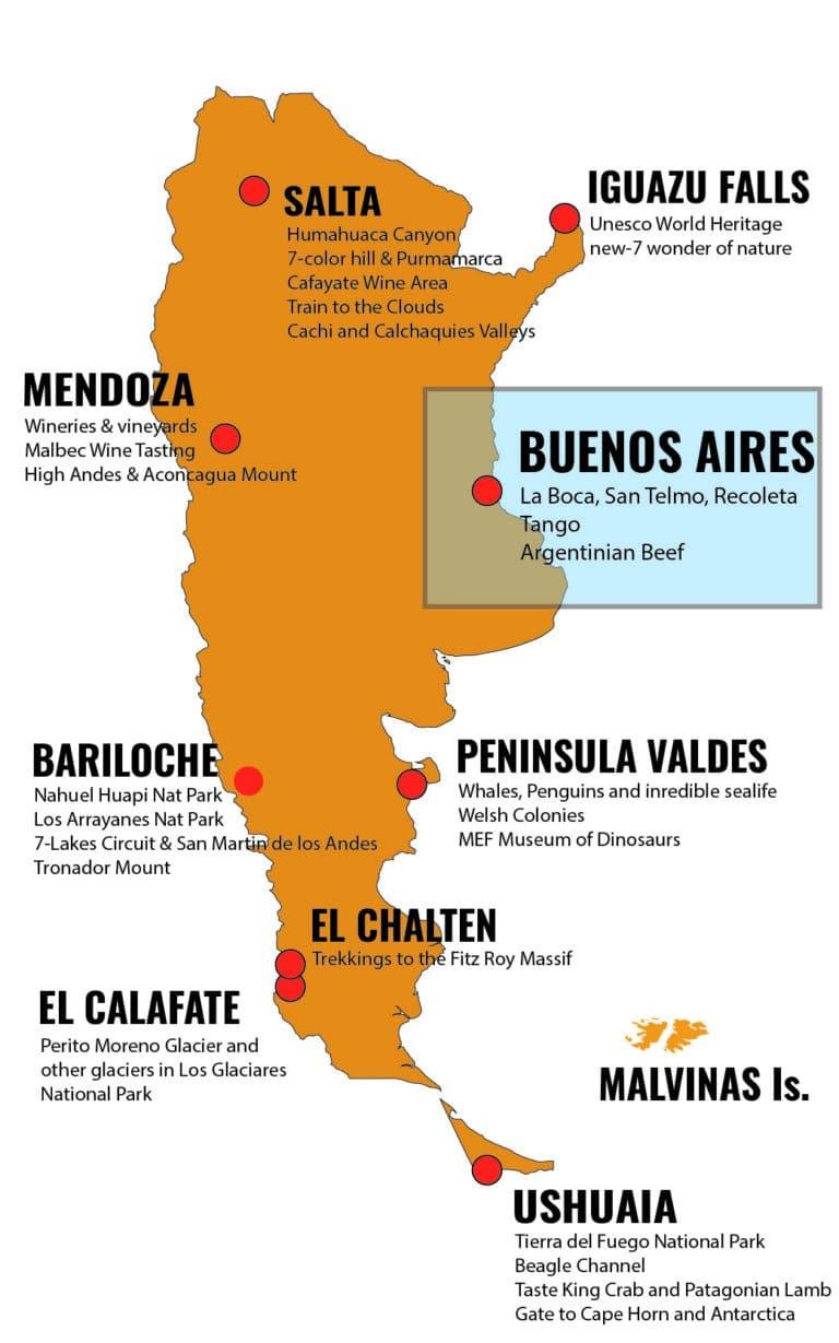 MAPA ARGENTINA DESTINOS - BUE_Mesa de trabajo 1