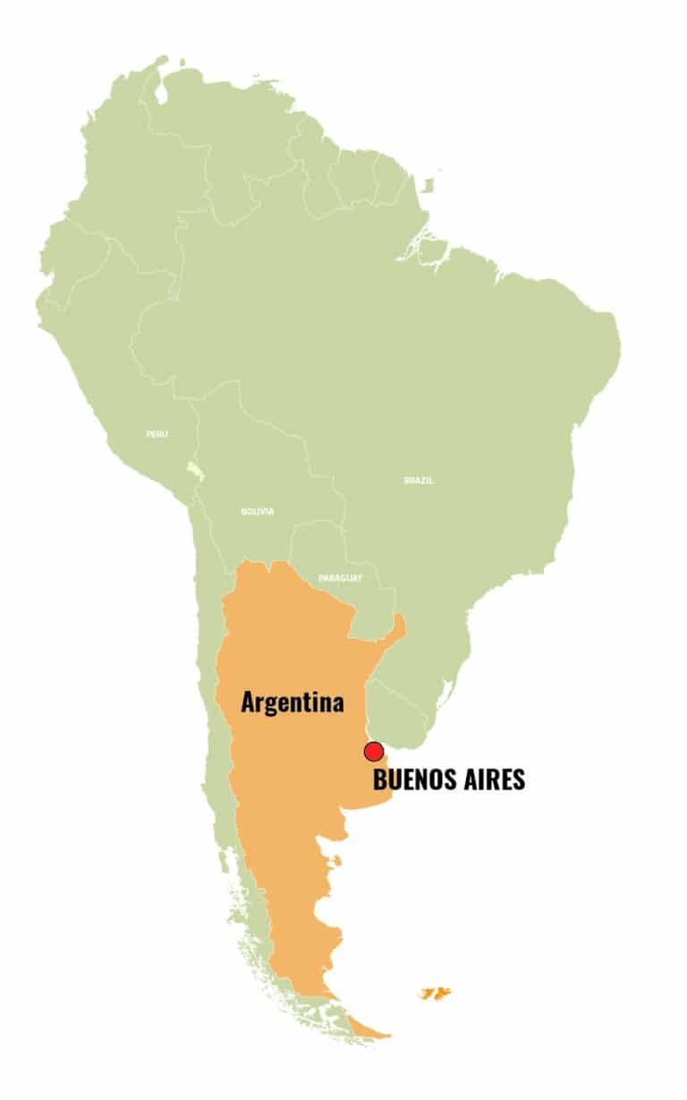 MAPA ARGENTINA IN SOUTH AMERICA - BUE_Mesa de trabajo 1