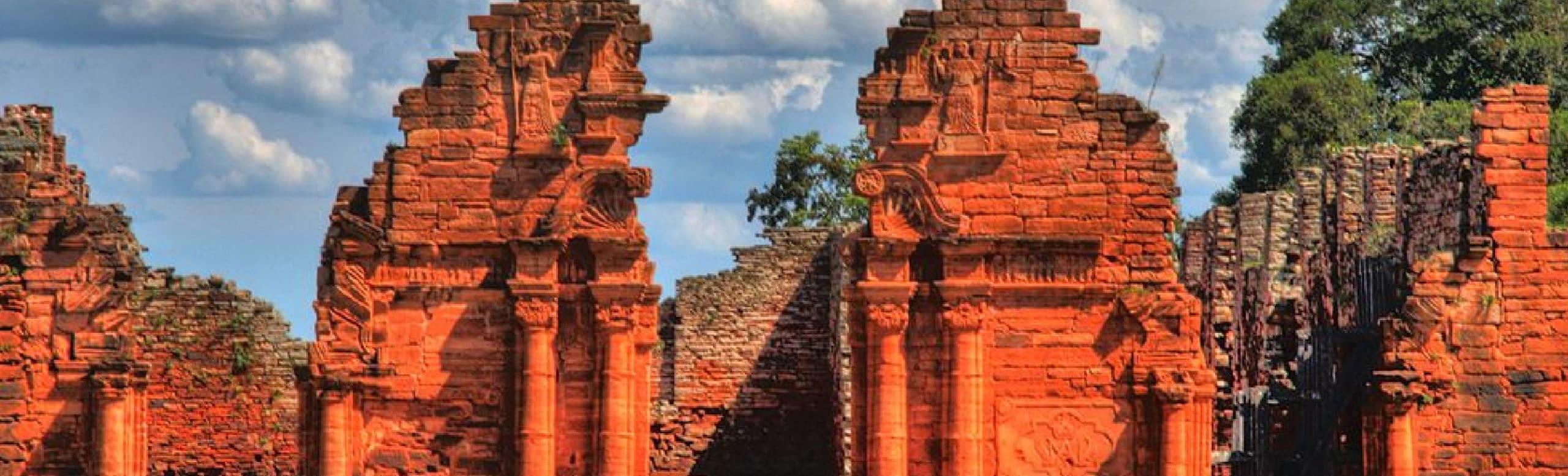 San Ignacio Ruins - Misiones, Argentina - RipioTurismo Incoming Tour Operator Argentina and South America