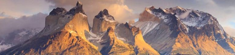 Torres del Paine National Park and the tour to visit Santiago from Rio de Janeiro, via Patagonia RipioTurismo DMC for Argentina, Brazil and Chile