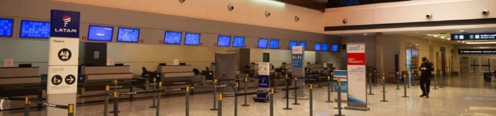 El Plumerillo - Mendoza Airport - Argentina // RipioTurismo DMC for Argentina