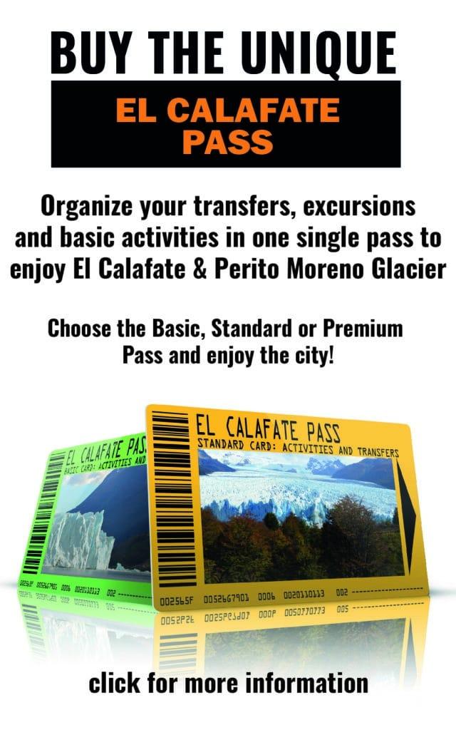 El Calafate Travel Pass