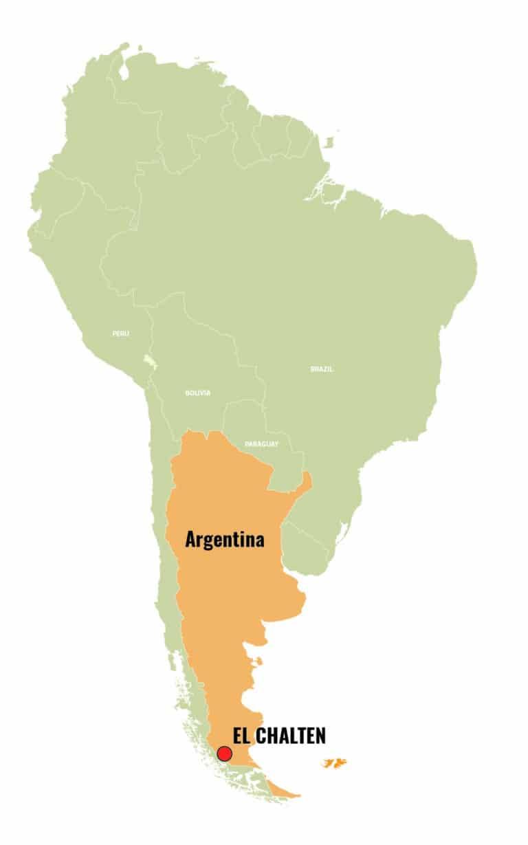MAPA ARGENTINA IN SOUTH AMERICA - CHA_Mesa de trabajo 1