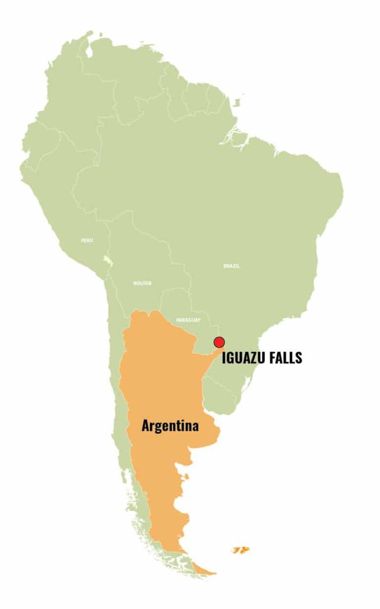 MAPA ARGENTINA IN SOUTH AMERICA - IGR_Mesa de trabajo 1
