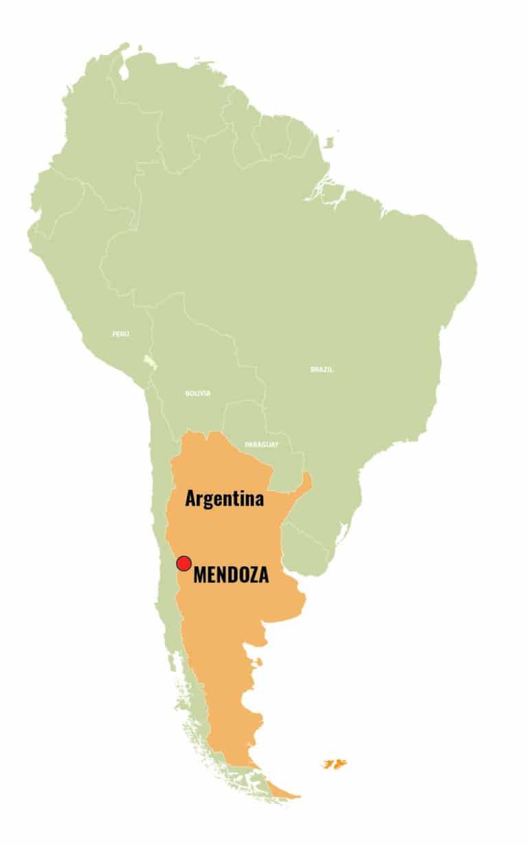 MAPA ARGENTINA IN SOUTH AMERICA - MDZ_Mesa de trabajo 1