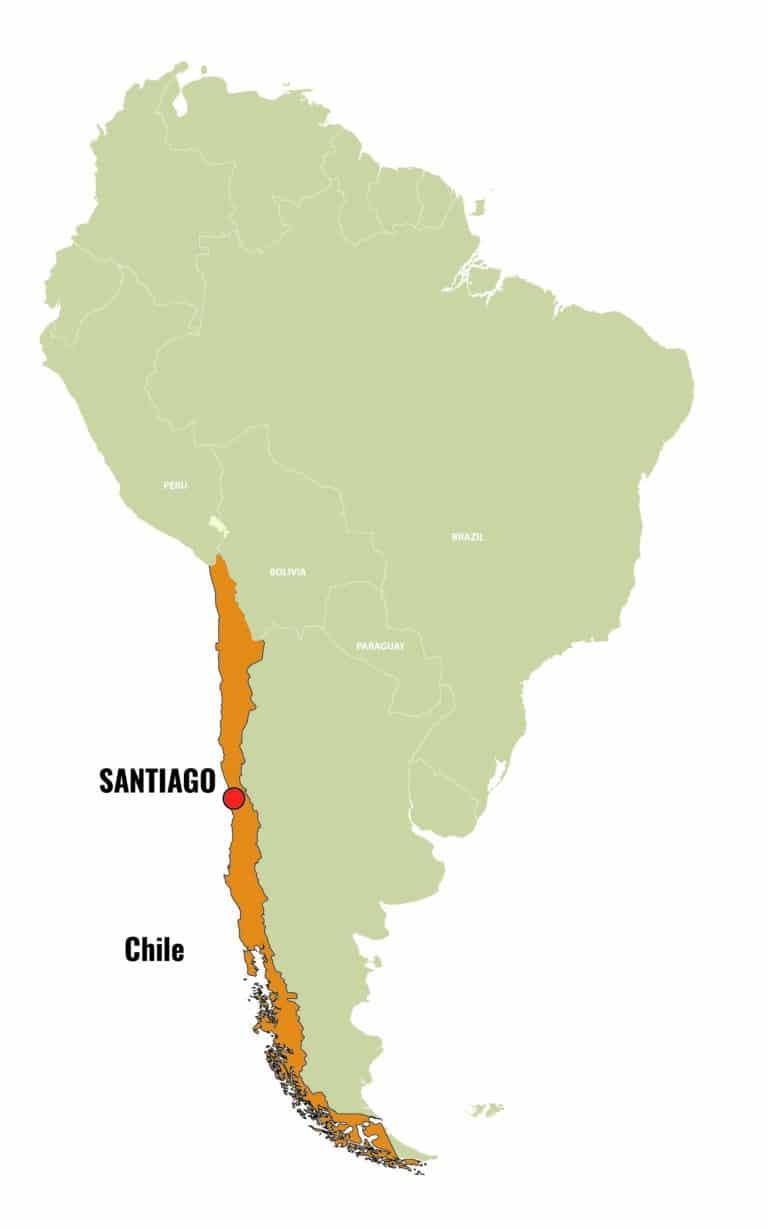 MAPA CHILE IN SOUTH AMERICA - SCL_Mesa de trabajo 1