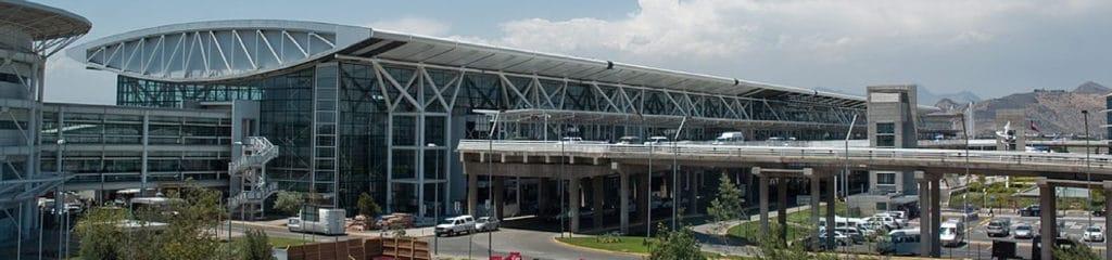 Arturo Merino Benitez Airport in Santiago de Chile SCL - RipioTurismo DMC for Argentina and Chile