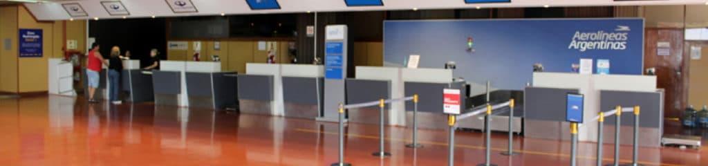 Posadas Airport, arrival gate to visit Ibera Wetlands. RipioTurismo DMC for Argentina