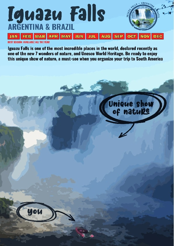 Iguazu Falls Argentinian and Brazilian Side - RipioTurismo DMC