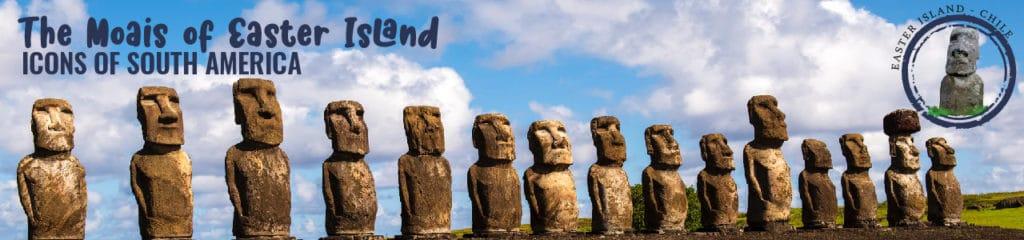 MOAIS EASTER ISLAND, RIPIOTURISMO DMC FOR SOUTH AMERICA