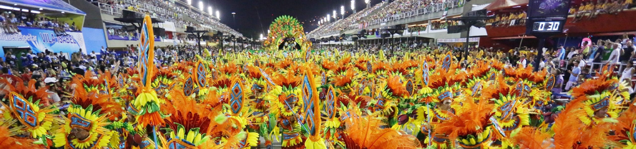 Carnival in Brazil. Rio de Janeiro. RipioTurismo DMC for South America