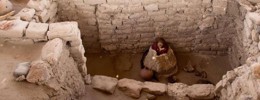 Chauchilla Cemetery in Nazca, RipioTurismo DMC for Peru