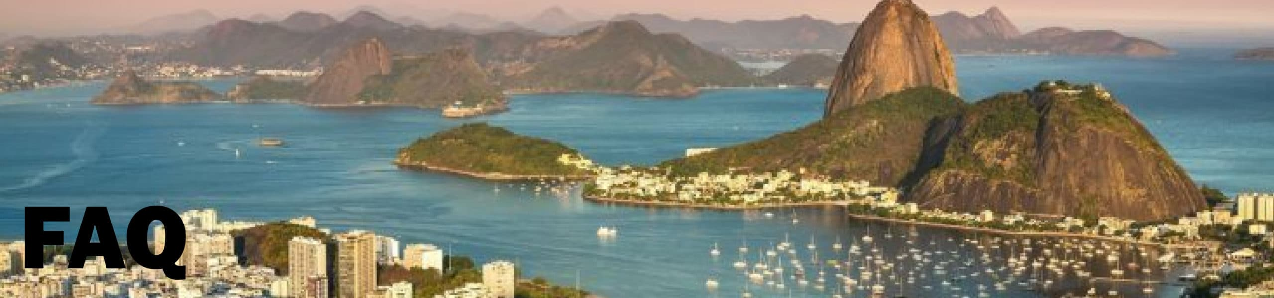 FAQ`s Rio de Janeiro - RipioTurismo DMC for Argentina and Brazil