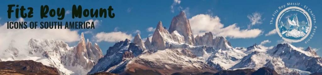 The Fitz Roy Massif, Patagonia ARgentina in El Chalten. RipioTurismo DMC for Argentina and Chile