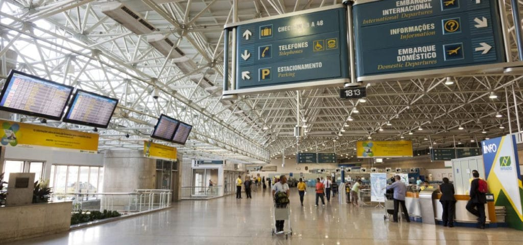Galeao Rio de Janeiro International Airport - How to arrive to Rio de Janeiro - RipioTurismo DMC for Argentina and Brazil