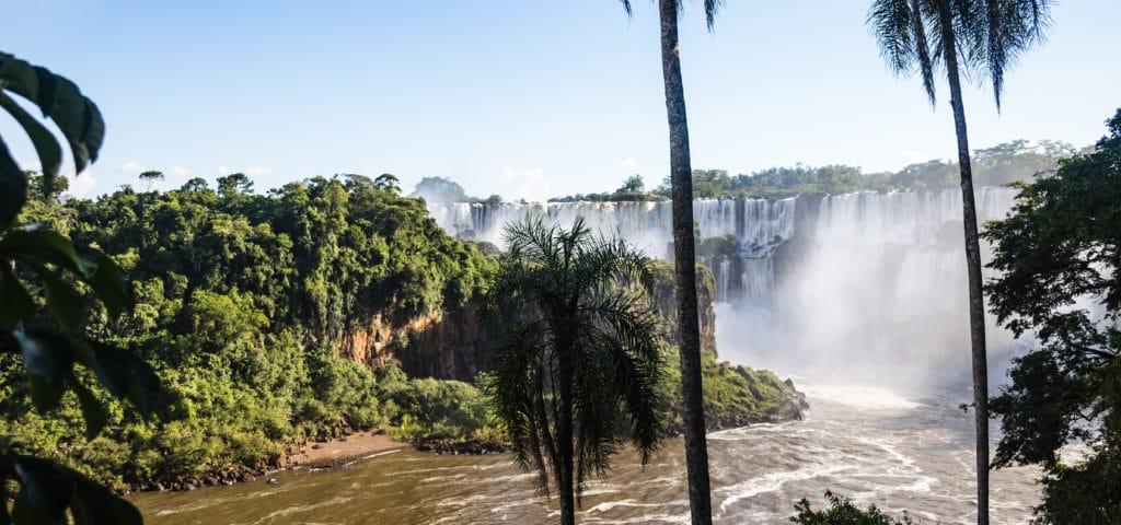 How to arrive to Iguazu Falls brazilian side? How to arrive to Foz do Iguazu - RipioTurismo DMC for Brazil and South America