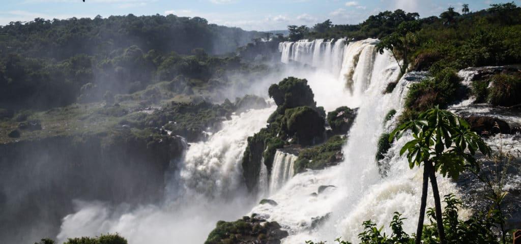 Iguazu falls, weather in Iguazu falls - when to go? RipioTurismo DMC for South America
