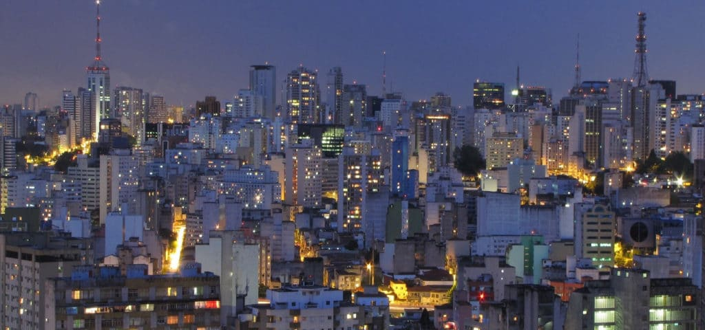 Sao Paulo, Brazil.The commercial and financial heart of the country. RipioTurismo DMC for Brazil