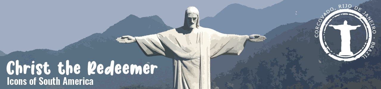 Icons of South America: Christ the Redeemer in Rio de JAneiro, Brazil - RipioTurismo Incoming Tour Operator in Brazil