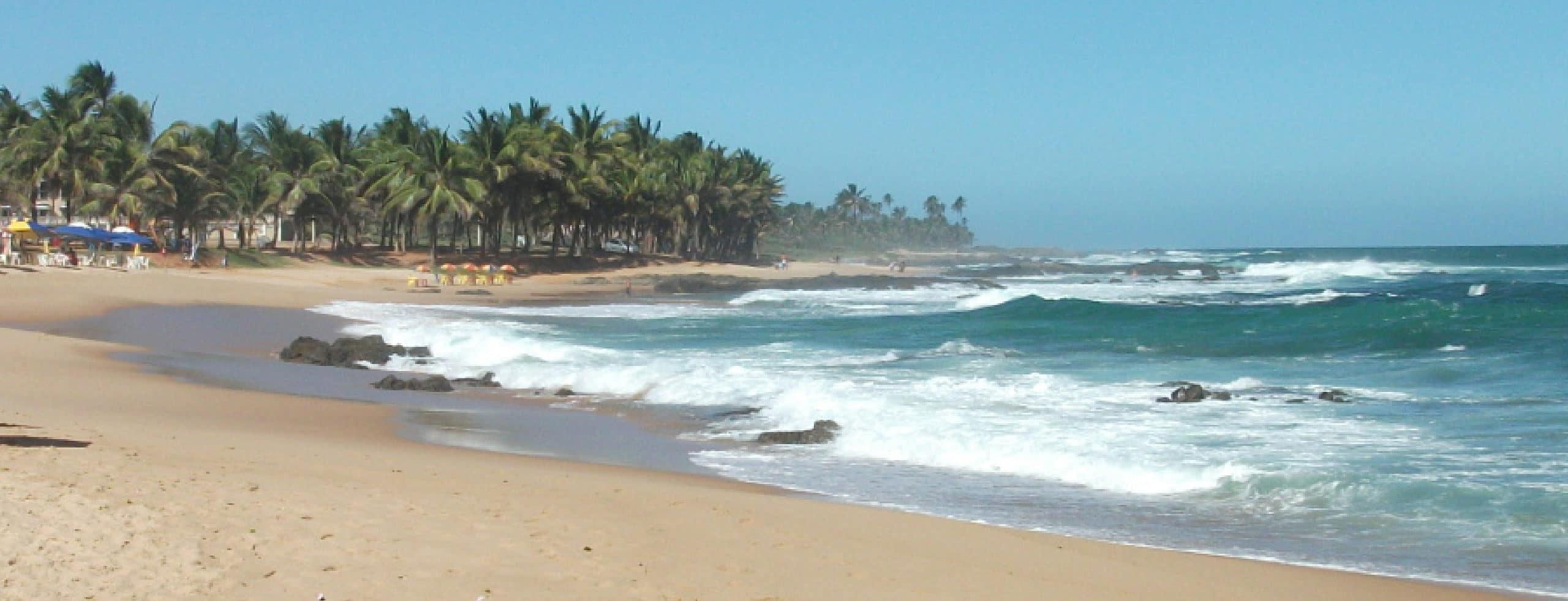 Itapua Beach, Salvador de Bahia - RipioTurismo DMC for Brazil