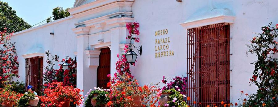 larco museum - Lima, Peru - RipioTurismo Destination Managment Company