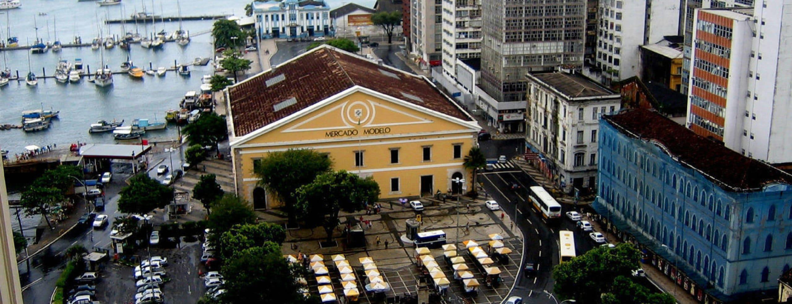 Mercado Modelo in Salvador de Bahia - RipioTurismo DMC for Brazil