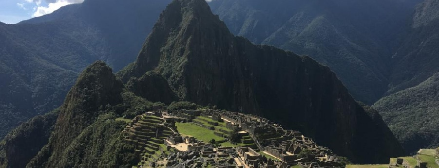 The inca citadel of Machu Picchu, Peru - RipioTurismo Incoming Tour Operator in Peru and South America. DMC for Peru