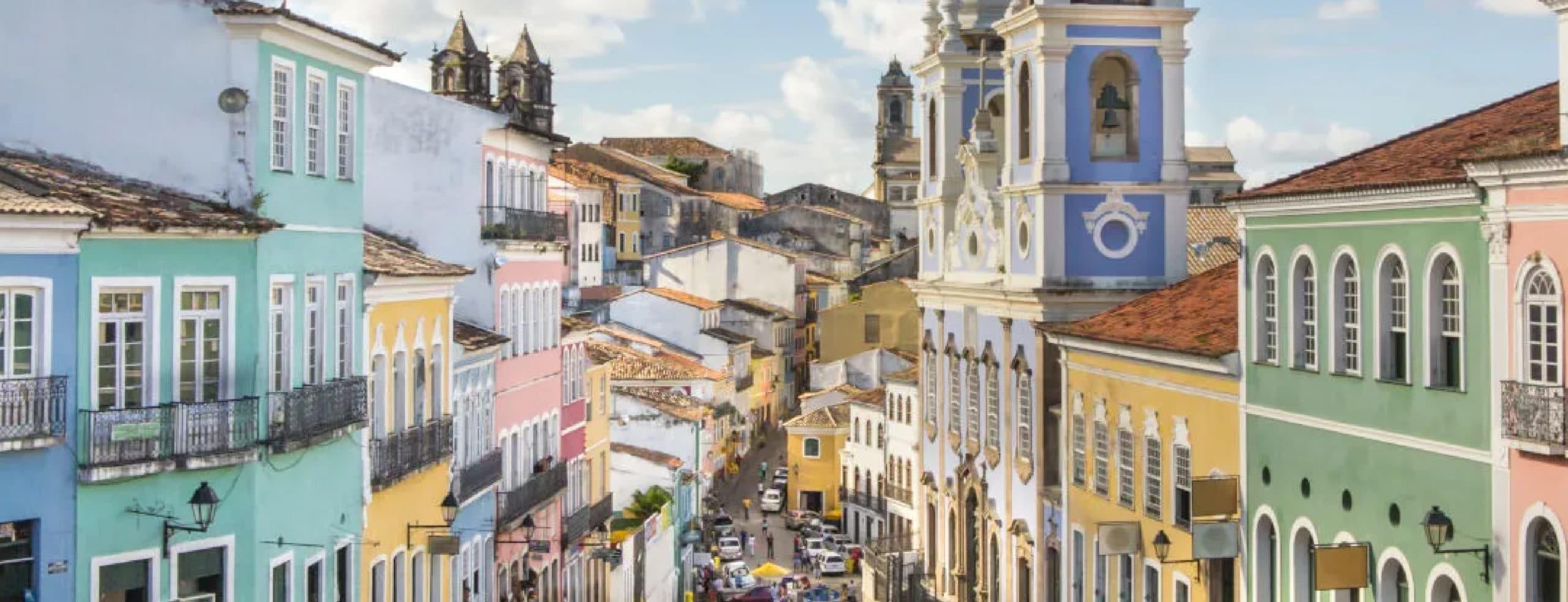 Pelourinho - Salvador de Bahia - RipioTurismo DMC for Brazil
