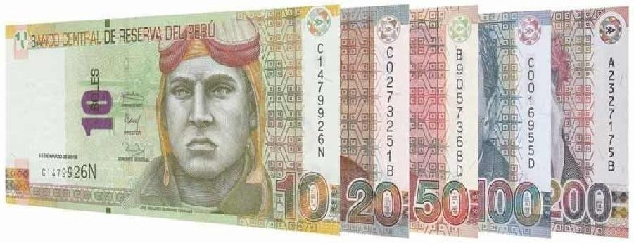 Local currency in Peru, RipioTurismo DMC for Peru