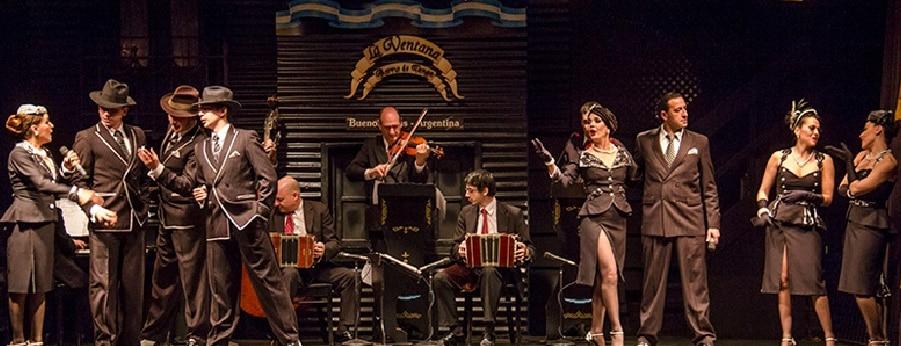 La Ventana, Tango Show by RipioTurismo DMC for Argentina