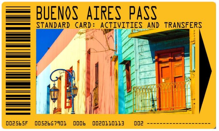 BUENOS AIRES PASS STANDARD_Mesa de trabajo 1