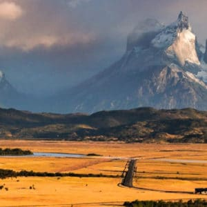 Rio Serrano, Torres del Paine-01