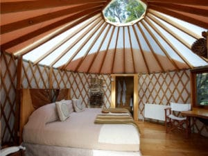 Patagonia Camp, glamping in Chile