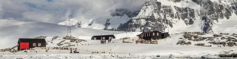 Basecamp cruise expedition to Antarctica - Cruises to Antarctica