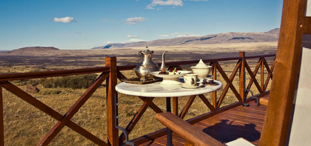 Eolo Lodge, the Spirit of Patagonia El Calafate, Patagonia