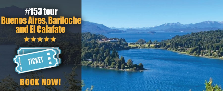 Buenos Aires, Bariloche and El Calafate tour