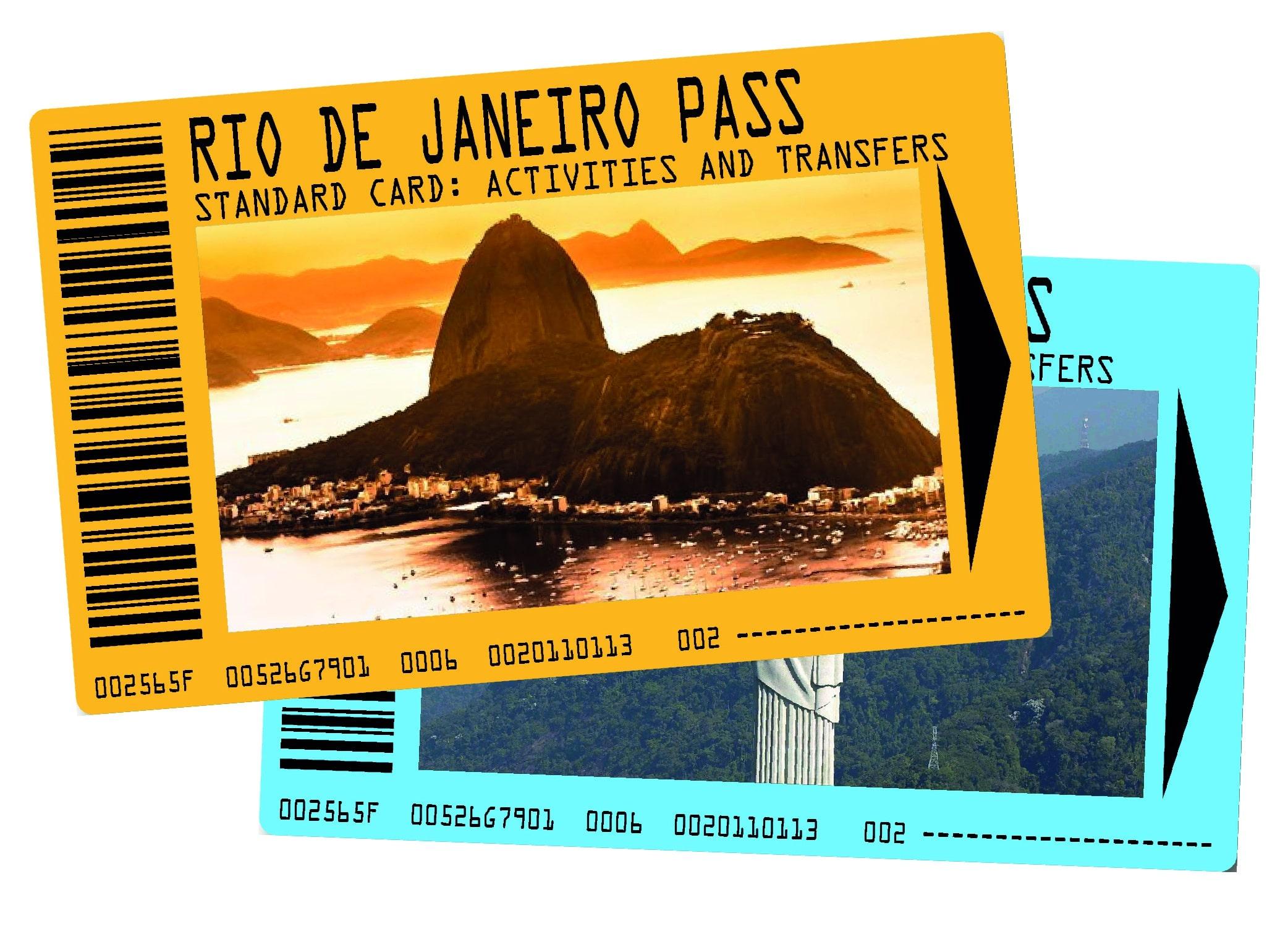 RIO DE JANEIRO PASS, buy tours in Rio at saved price