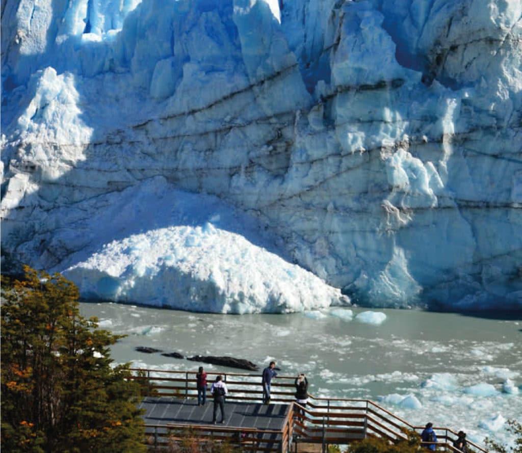 How to get to Perito Moreno Glacier from Buenos Aires?