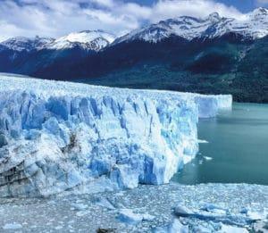 Is Perito Moreno Glacier growing?