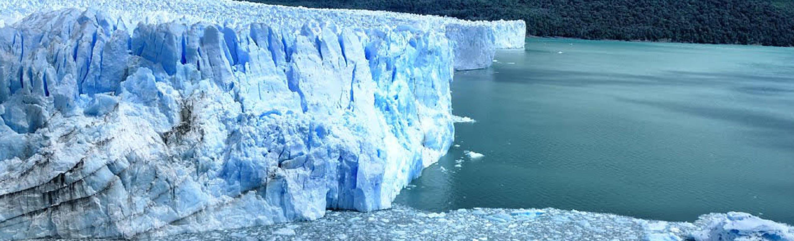 Is Perito Moreno Glacier melting?