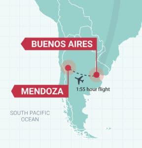 Where is Mendoza - Argentina?