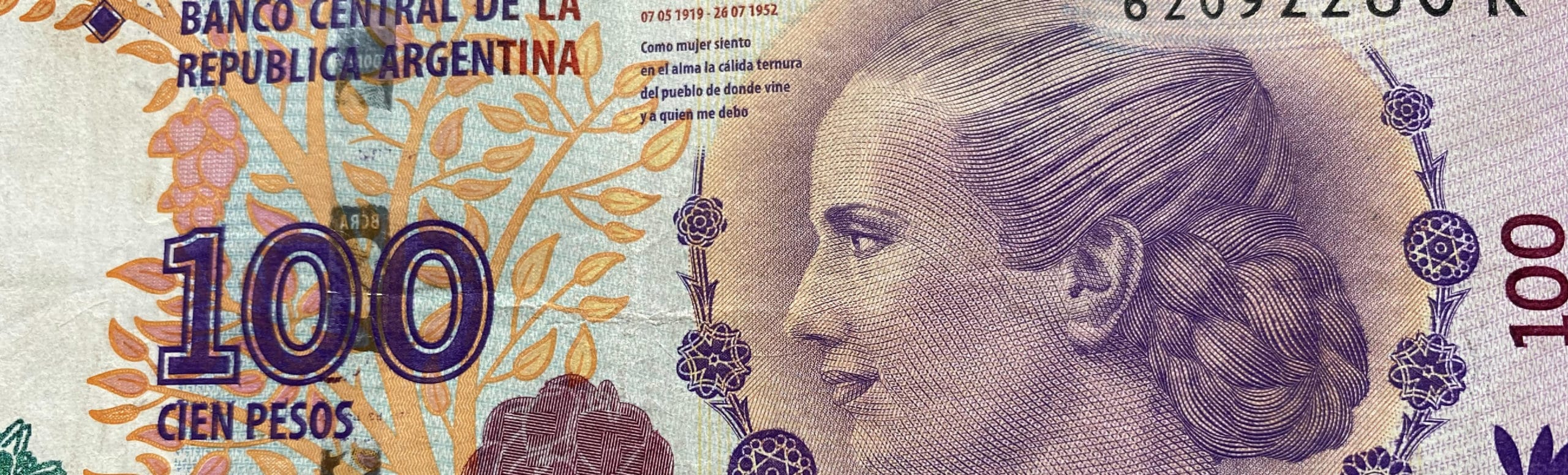 Eva Peron - Don´t cry for me Argentina