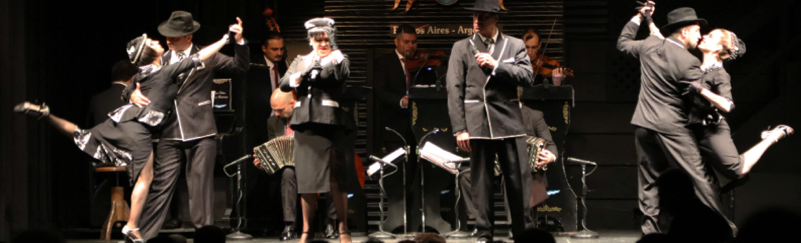 Tango Music of Buenos Aires