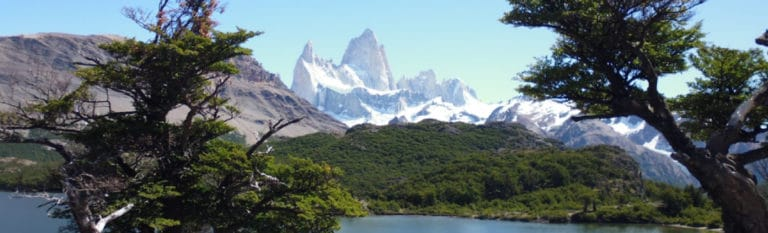 Laguna de los Tres - Trekking Peak to Cerro Madsen