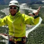 Ice Climbing to Cerro Gorra Blanca