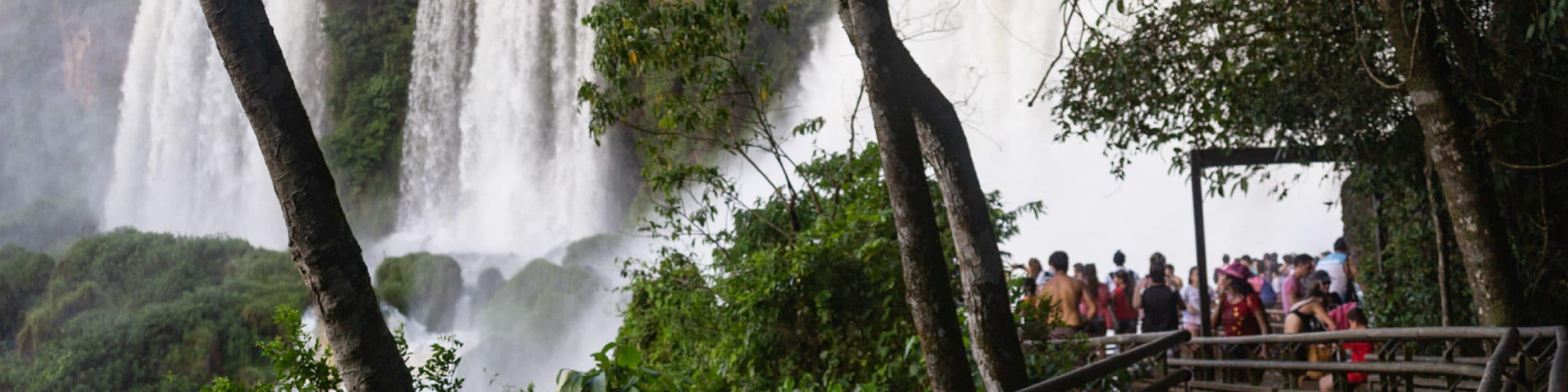 Iguazu Falls - Route of the Jesuits in Argentina