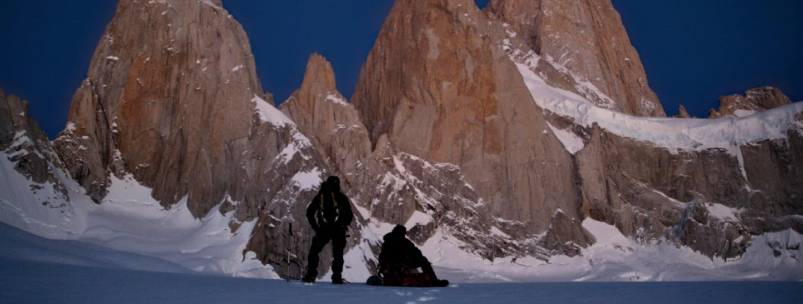 Southern Ice Field Expedition in Patagonia