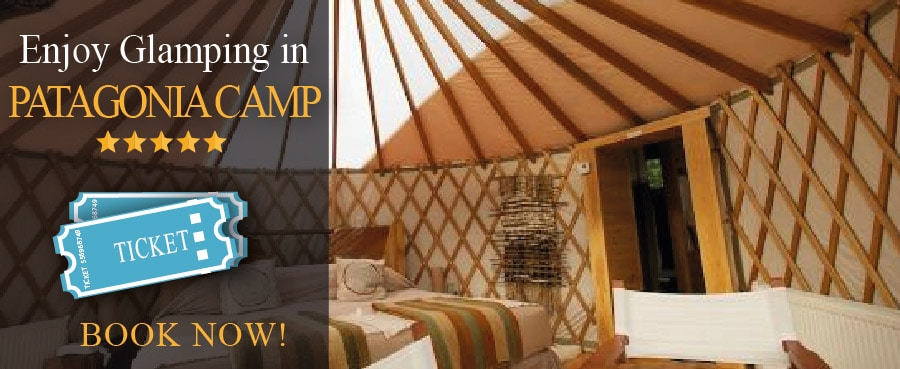 patagonia camp in torres del paine national park - glamping in chile