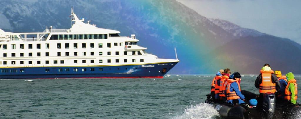 australis cruises from punta arenas
