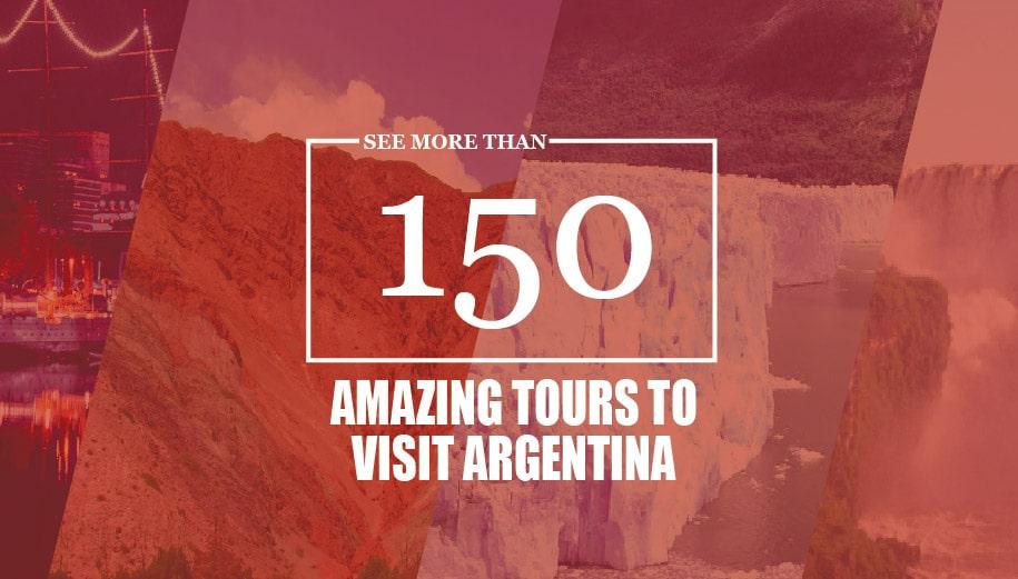 Tours visiting Argentina. Argentina Tours with RipioTurismo